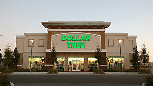 About Us page Dollar Tree