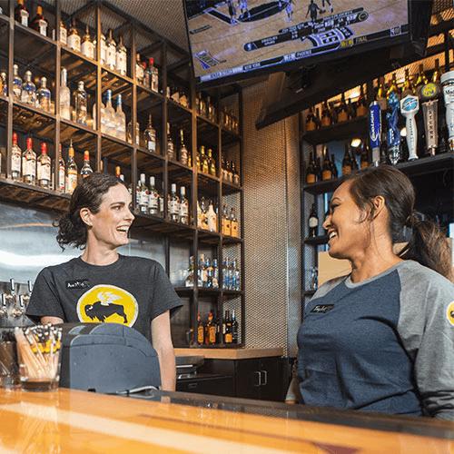Buffalo Wild Wings Bartender Wait Staff