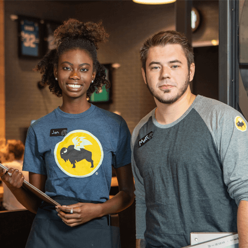 Buffalo Wild Wings Manager