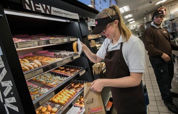 Dunkin' Donuts Crew Member