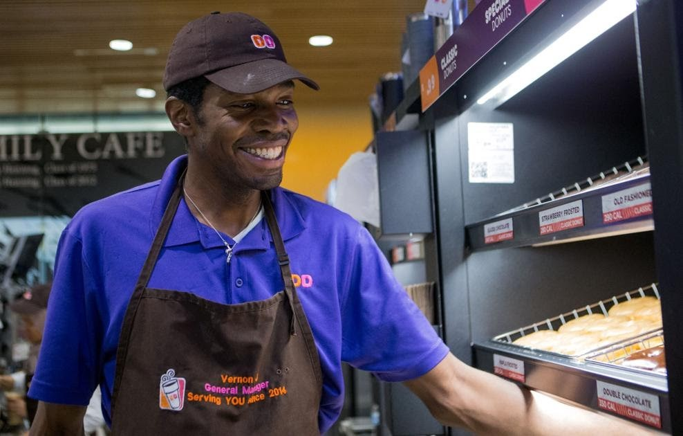 Dunkin' Donuts Manager