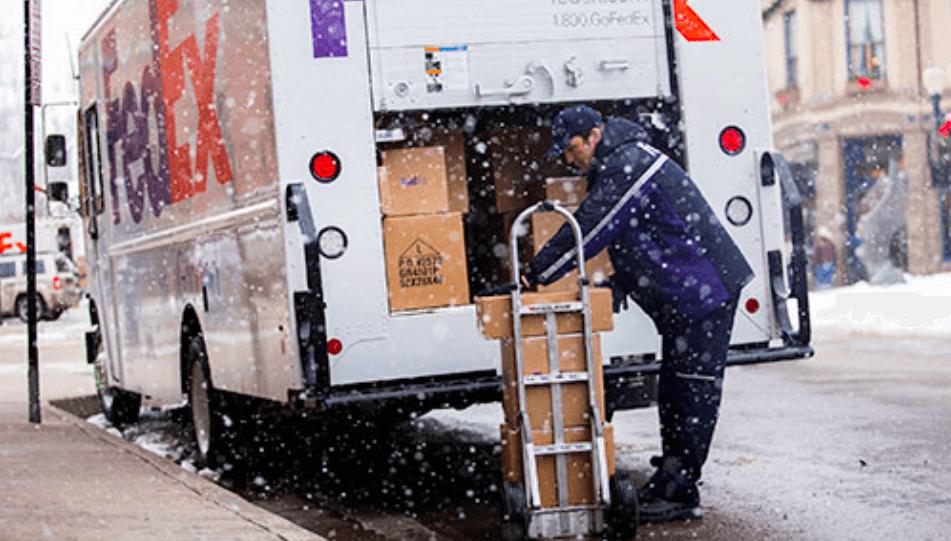FedEx Package Handler