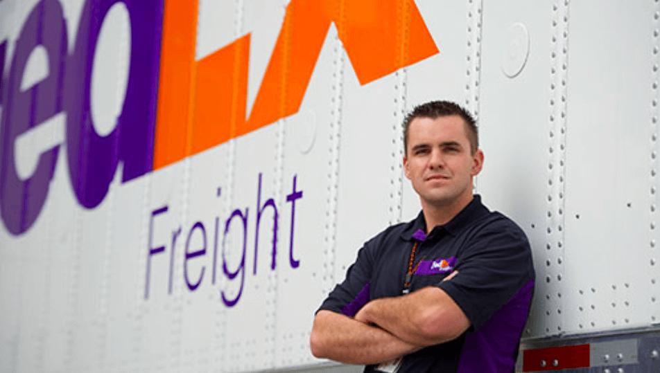 FedEx manager