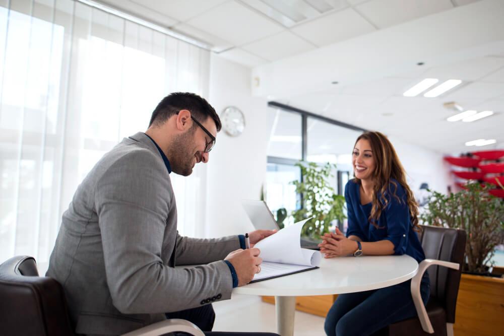 GAP job interview