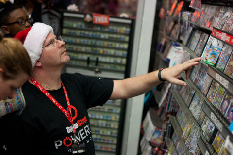 Gamestop Senior Game Advisor
