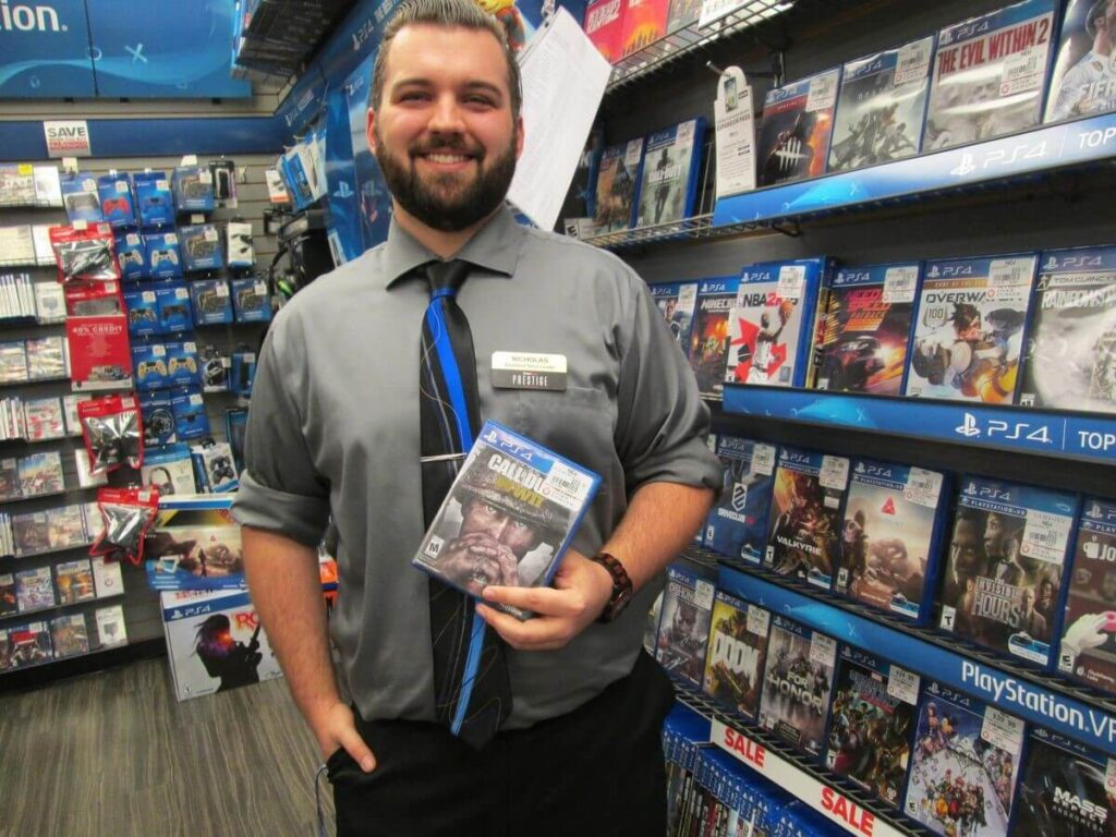 Gamestop assistant store manager