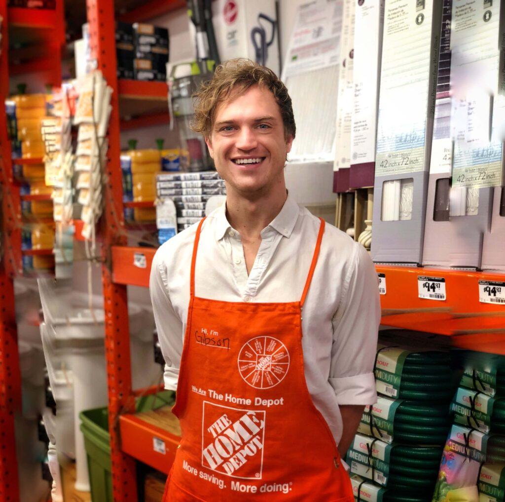 Home Depot Department Supervisor