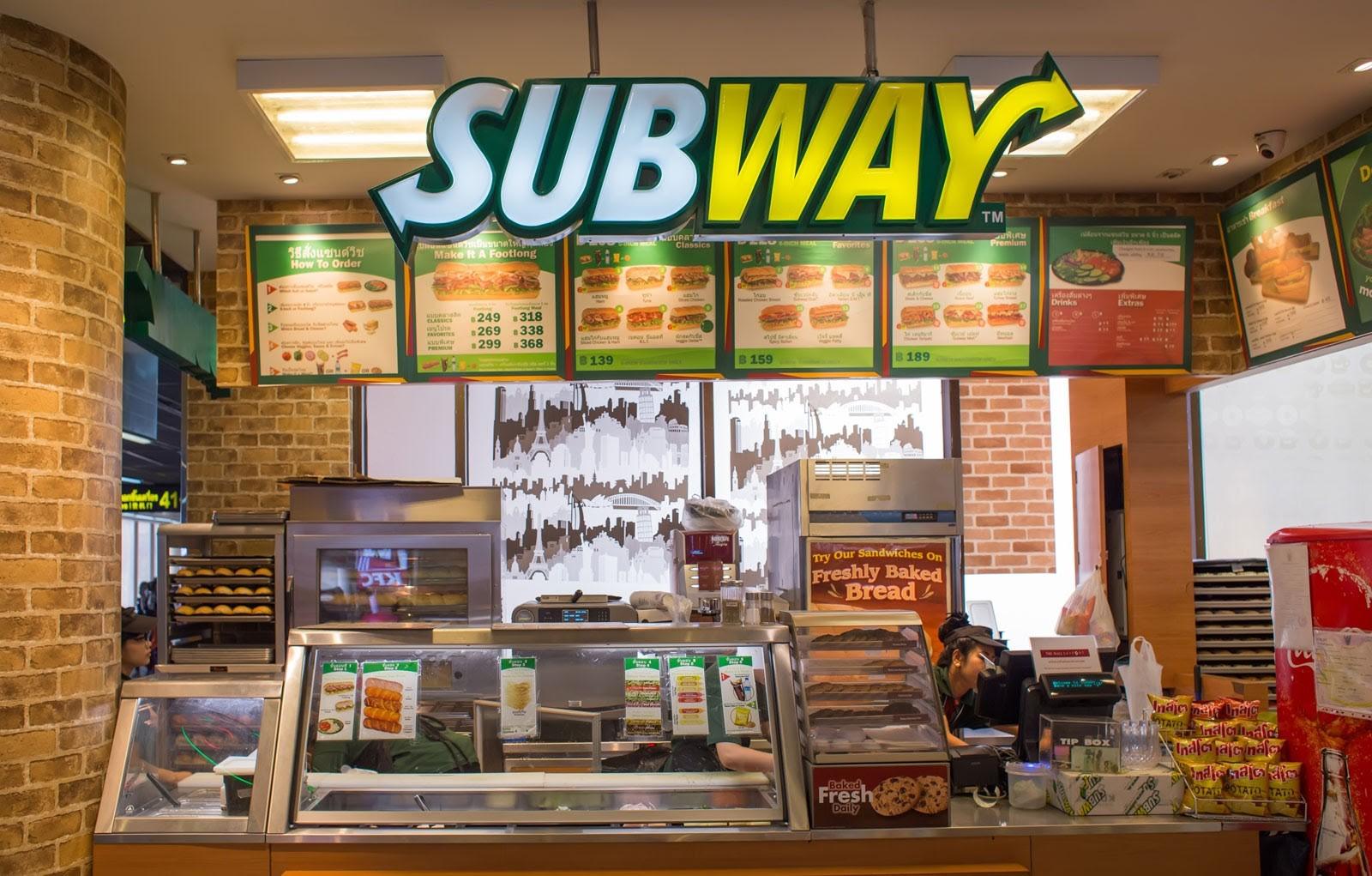 Subway jobs and application