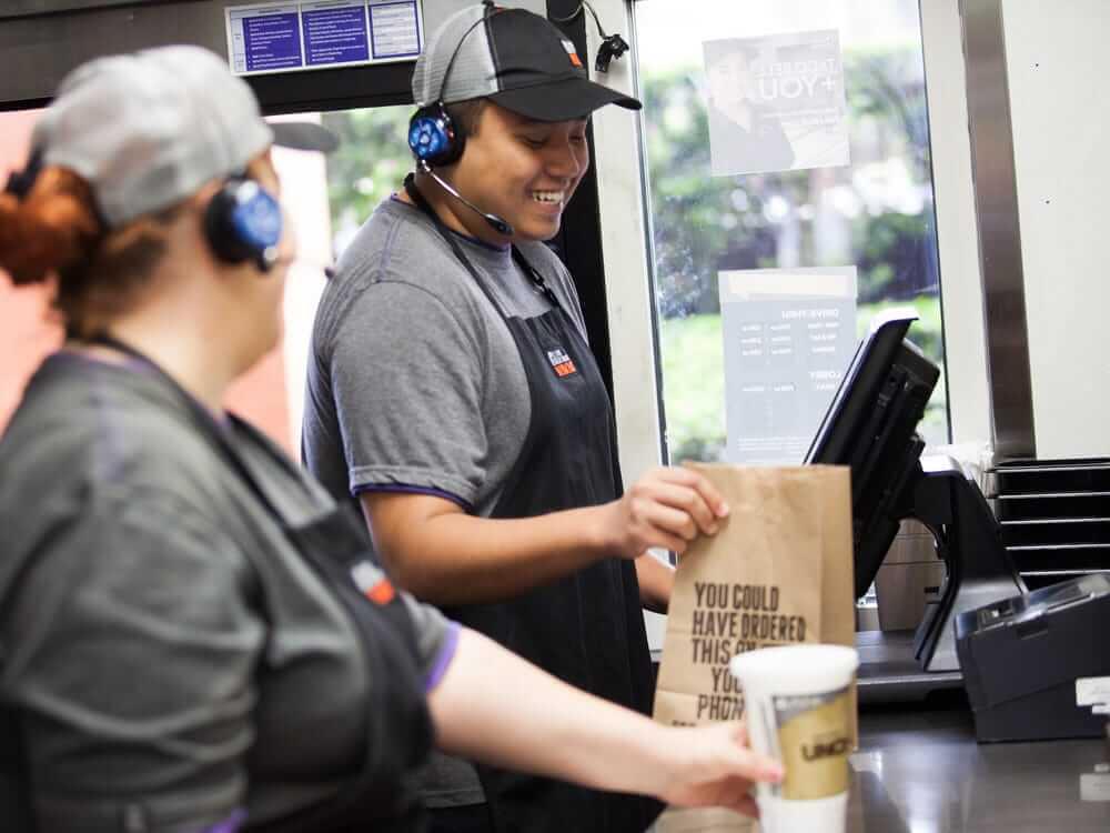 Taco Bell Shift Leader
