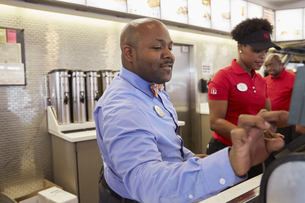 chick-fil-a manager