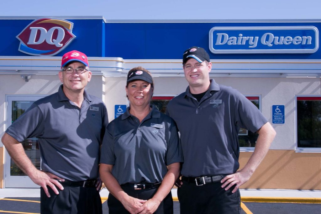 Dairy Queen Manager