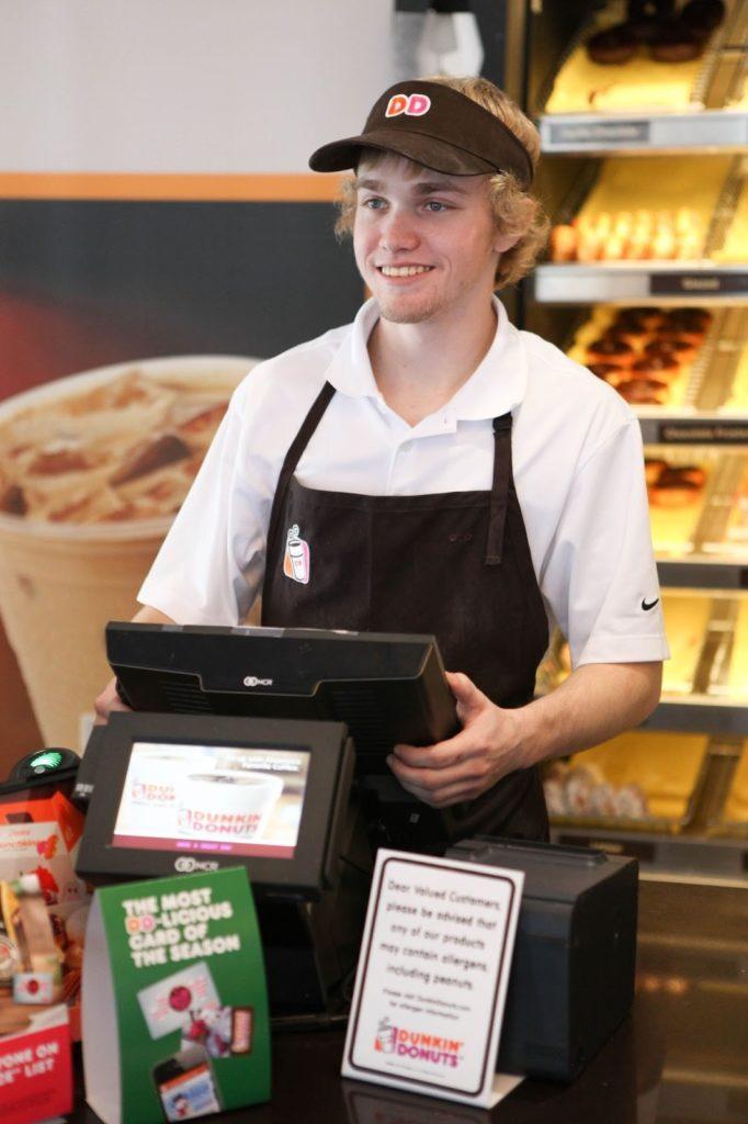 Dunkin' Donuts Shift Leader