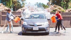 car wash to make money