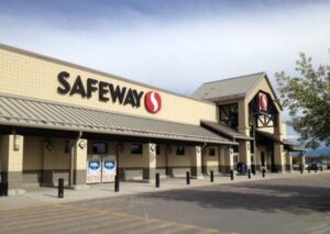 Places that hire teens - Safeway