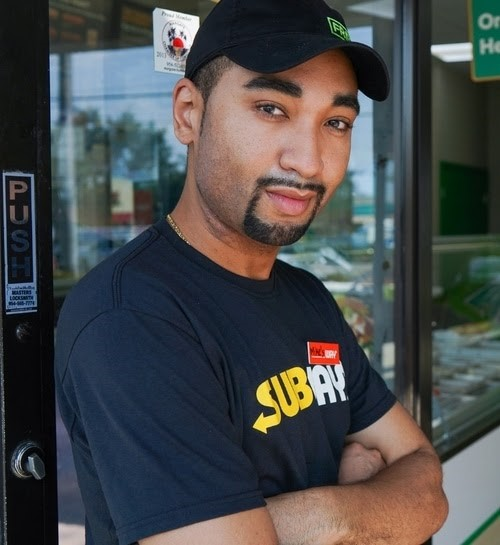 Subway assistant manager